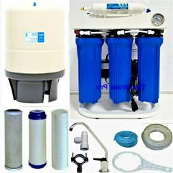 RO Light Commercial Reverse Osmosis Water Filter System 400