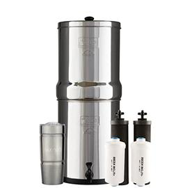 Bundle Includes: Royal Berkey Water Filter System with 2 Bla