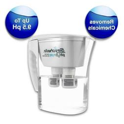 Replacement Filter For The Gen 2 Seychelle Water Filter Pitcher 1-40100-2