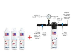Single Filter/ Food Service/Ice Machine Water Filter System