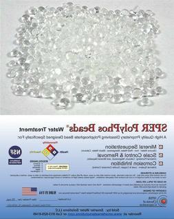 SLOW PHOS Slowly Dissolving Polyphosphate Beads 1LB NSF CERT