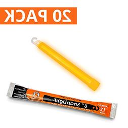 Cyalume SnapLight Orange Light Sticks – 6 Inch Industrial