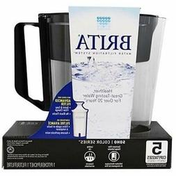 """Soho Pitcher Water Filters Black Filtration System Health """""""