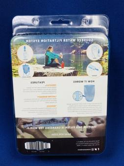 Sawyer Products SP137 PointOne Squeeze Water Filter System w
