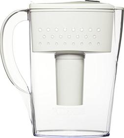 Brita 6-Cup Space Saver Water Filter Pitcher,