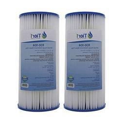 10 x 4.5 Inch 30 Micron Pentair R30-BB Comparable Sediment W