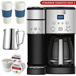 ss 15 coffee maker single