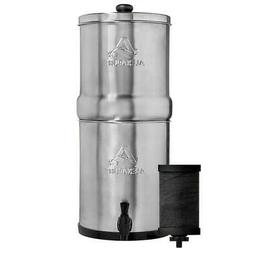 Alexapure Pro Stainless Steel Water Filtration System - 5,00