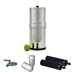 stainless steel water filtration system