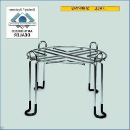 Berkey Stainless Steel Wire Stand with Rubberized Non-skid F