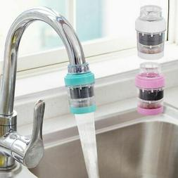 Stone Magnetized Faucet Mount Water Purifier Filters System