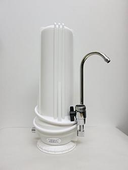 Crystal Clear Supply Counter Top Drinking Water Filter