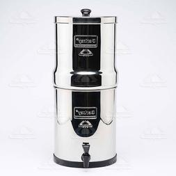 Big Berkey Water Filter WITHOUT Black Filters Authorized Dea