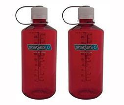 NALGENE Tritan 1-Quart Narrow Mouth BPA-Free Water Bottle