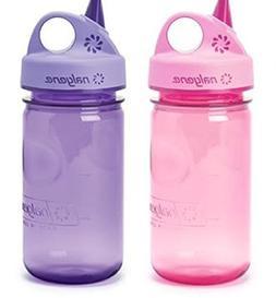 NALGENE Tritan Grip-N-Gulp BPA-Free Water Bottle,Pink - NALG