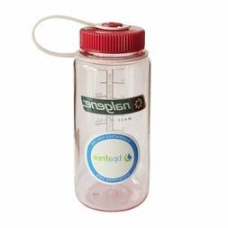Nalgene Tritan Wide Mouth BPA-Free Water Bottle, Seafoam, 32