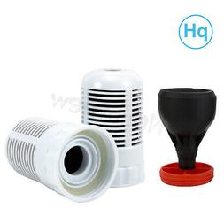 TWO REPLACEMENT FILTERS FOR SEYCHELLE PH2O ALKALINE WATER PI