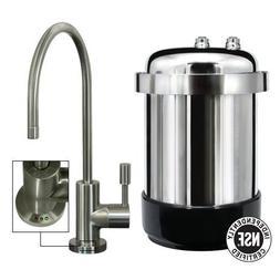 WaterChef U9000 Premium Under-Sink Water Filtration System -