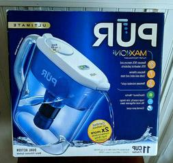 PUR Ultimate Maxion Water Filtration System - 11 Cup Pitcher