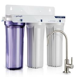 iSpring Under Sink Tankless Drinking Water Filtration System