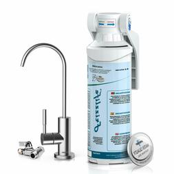 Frizzlife Under Sink Water Filter-0.5 Micron High Precise Fi