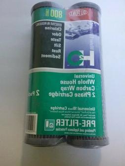 Universal Carbon Wrap DuPont Water Filter Cartridge