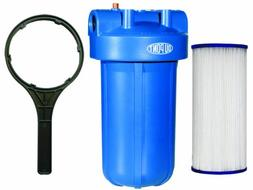Universal Heavy Duty Whole House Water Filtration System, Wh