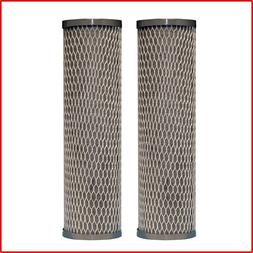 Universal Whole House Carbon Wrap 2 Phase Cartridge 2 Pack W