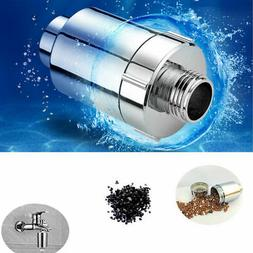 us shower head filter bath water purifier