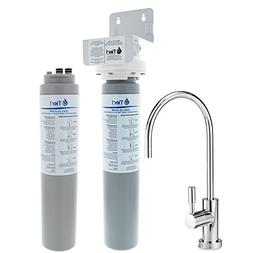 Tier1 US-ST04 Undersink Smart Tap System with Drinking Water