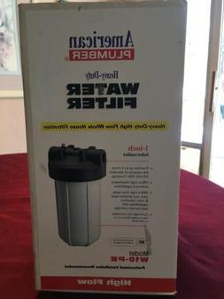 American plumber W10PR Heavy Duty Water Filter Housing