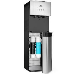 Bottleless Hot & Cold Water Cooler Dispenser Stand Electric
