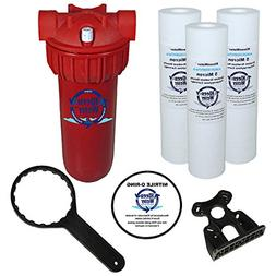 KleenWater Hot Water Filter , Mounting Bracket , 5 Micron Hi