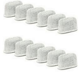 Water Filter Charcoal for Keurig Vue Cartridges Kit 500, 60