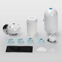 Water Filter Carbon Faucet Mount Filtration Tap Purifier Kit