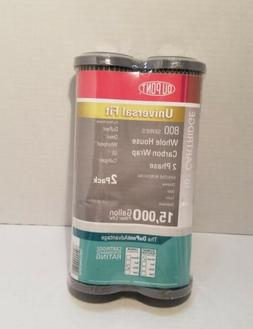 DuPont Water Filter Cartridge Universal Fit 2 Phase Carbon W