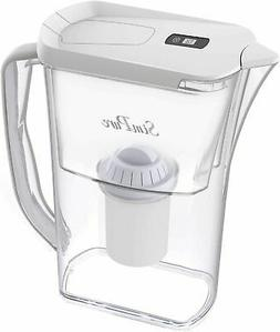 Water Filter Pitcher,12Cup Water Purifier BPA-Free 4Stage Re