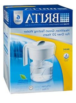 Standard Water Filter Pitcher