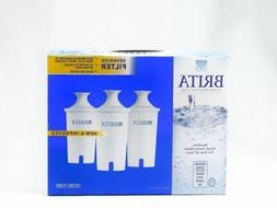 3PACK Brita Water Filter Pitcher Advanced Replacement Filter