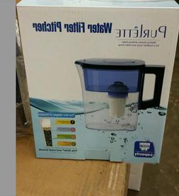 Membrane Solutions Water Filter Pitcher Essential for Househ