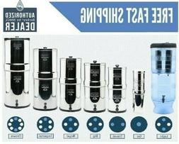 Berkey Systems Water Filter Big Crown Royal Imperial Light &