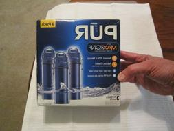 PUR Water Filters Pitcher Refill Maxion Filter Technology 3-