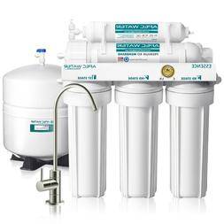 APEC WATER SYSTEMS 5 Stage 50 GPD Reverse Osmosis Water Filt