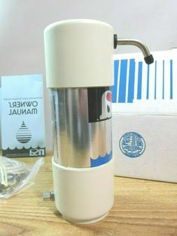 Water Treatment Filter, Bacteriostatic Unit Model NSA 50C Co