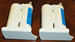 Aqua Crest WF2C Refrigerator Water Filter 2 Pack For Frigida
