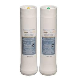 Whirlpool WHEEDF Replacement Filter Set for WHED20 Dual Stag