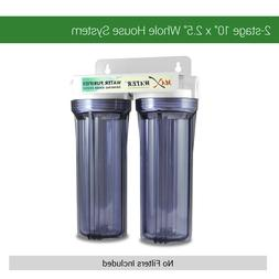 """Whole House /Home/Pool/Well Water Filter System 10"""" x 2 1/2"""""""