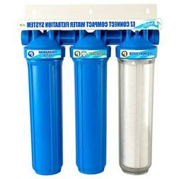 Whole House Water Filtration System Water Softener Alternati